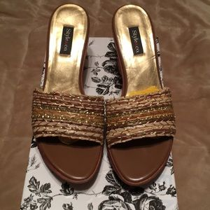 Style & Company Wedge Sandals